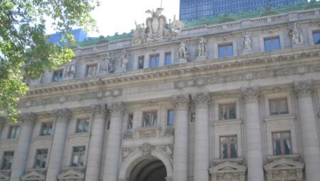 New York City Customs House